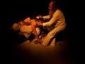 Spektakl Ziemia Jałowa teatru Terminus A Quo