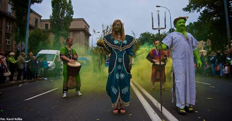Parada - Plenerowe, Spektakle -Teatr Terminus A Quo